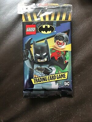Lego Batman Trading Card Full Pack