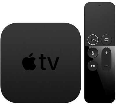 Apple TV (5th Generation) 4K 64GB HD Media Streamer