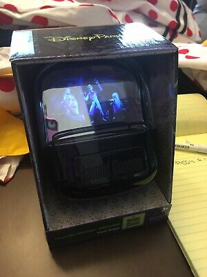 New Disney Haunted Mansion Hitchhiking Ghosts Doom Buggy Hologram Lights & Sound