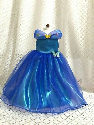 "Cinderella ball grown dress Doll Clothes for American girl 18"" doll dress"