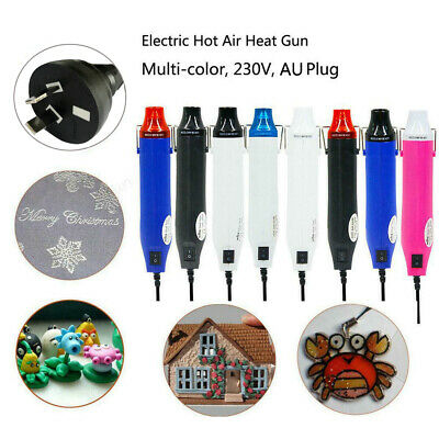 Electric Mini Hot Air Gun Nozzle Heating Power Tool Craft Embossing Heat Shrink