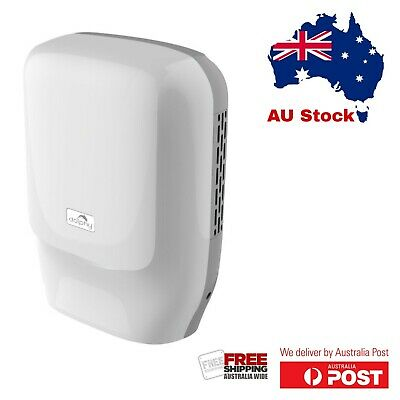 Dolphy ABS Plastic Automatic Jet Hand Dryer 1450W - White