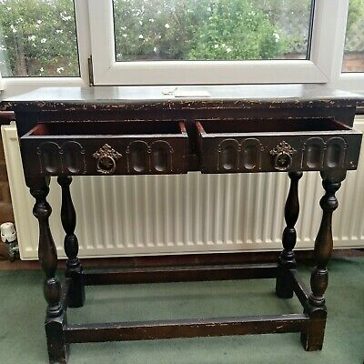 Stanley Wood antique table
