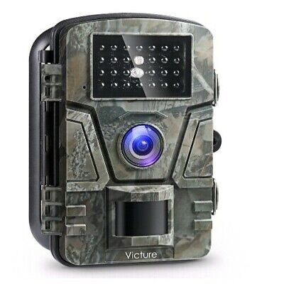 Victure Wildlife Camera 12MP 1080P Trail Game Motion Activated...