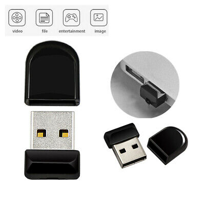 Mini USB Flash Drive 32GB 16GB Memory Stick Pen Drive Thumb Metal Laptop U Disk