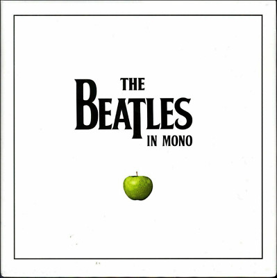 "The Beatles ""Complete Mono Recordings"" Remastered 13 CD White Box Set New Sealed"