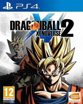 Dragon Ball Xenoverse 2 (PS4)  BRAND NEW AND SEALED - IN STOCK - QUICK DISPATCH