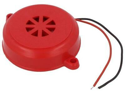 B3-A Sound transducer piezo alarm 12VDC Sound level90dB  MPM