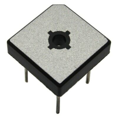 GBPC3510W Single phase rectifier bridge Urmax1000V If35A Ifsm400A  DC COMPONENTS