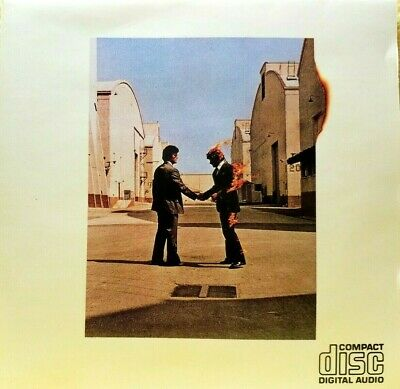 Pink Floyd - Wish You Were Here CD CK 33453 CBS  EARLY PRESS EXCELLENT CONDITION