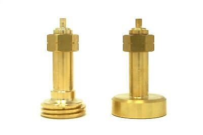 Gasflaschen Tankadapter W21.8L Propangas LPG Autogas Camping Heizung DISH ACME