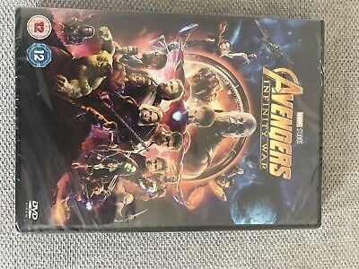 Avengers Infinity War [DVD] Brand New and Sealed.