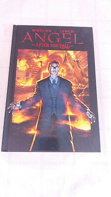 Angel After The Fall Vol 2 Idw Publishing Hardcover Graphic Novel Whedon & Lynch