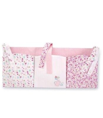Mothercare I Love My Garden Cot Pockets Storage