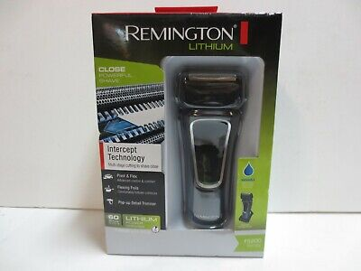 REMINGTON F5200 Comfort Series Lithium Foil Shaver & Charge Stand