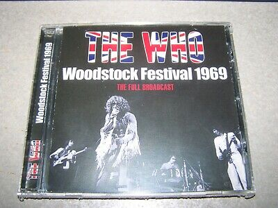 The Who Complete Woodstock Performance 1969