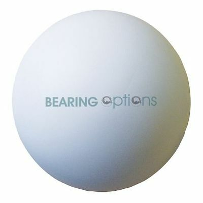 Bearing Options Delrin Solid Plastic Balls