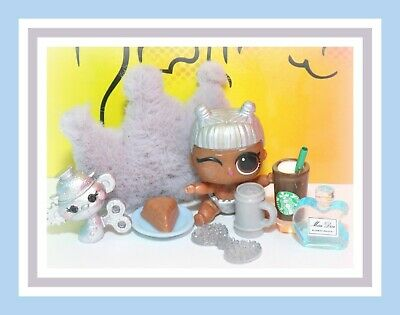 ❤️LOL Surprise Doll LIL TINZ Tins Baby Eye Spy Series 4 Sis Color Changer❤️