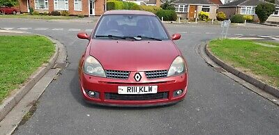 Clio Sport 172 and lots of spares
