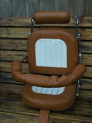 Retro Vintage 1960s 1970s Child Car Seat