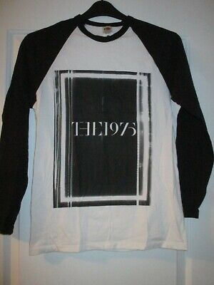 THE 1975 Tour Long Sleeve T-Shirt Vintage 2016 Live Matt Healy Official NEW gig