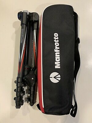 Manfrotto BeFree Compact Travel Carbon Fiber Tripod (Carbon) Ballhead MKBFRC4-BH