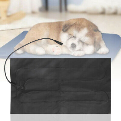 5V 3-Shift USB Electric Carbon Cloth Heater Pad Heating Element for Pet Warmer