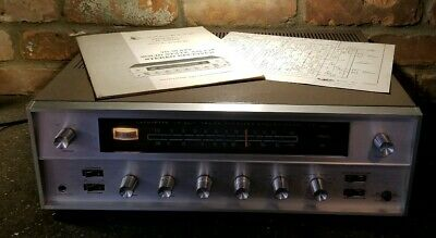 Lafayette  LR-880T  Stereo Receiver Tested Vintage Rare NICE!!