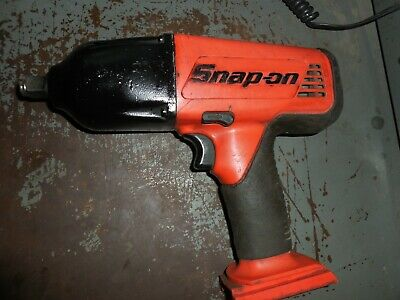 Snap On CT6850 0 orange 1/2  impact gun 18 volt