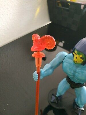 Custom Bâton Laser-Light Skeletor motu. Laser lazer Skeleto