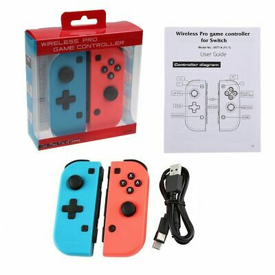 Wireless Pro Joy-Con Game Controller For Nintendo Switch Console Game pad Joypad