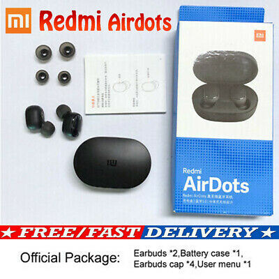 Xiaomi Redmi AirDots Mini Dual Wireless Earphones BT Earphones Stereo Earbuds AZ