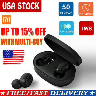 Xiaomi Redmi AirDots Mini TWS Wireless Earphones BT Earphones Stereo Earbuds -US