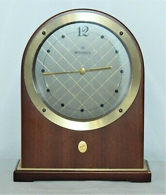 Vintage JUNGHANS Quartz Montreux Reese's Hershey Clock - Made In Germany