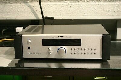 Rotel Surround Sound Processor RSP-1068 - Tested & Working