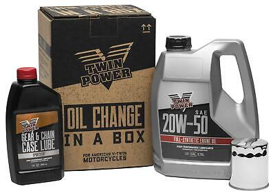 Twin Power Oil Change-In-A-Box 539046