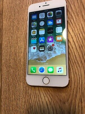 IPHONE 7 32gb ROSE GOLD Unlocked
