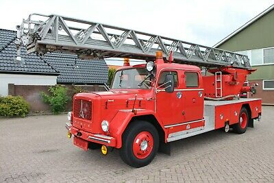Magirus Deutz Ladderwagen with original details!