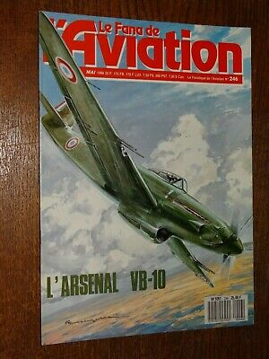 Le Fana De L'aviation N°246 - Mai 1990