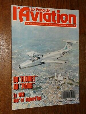 Le Fana De L'aviation N°240 - Novembre 1989