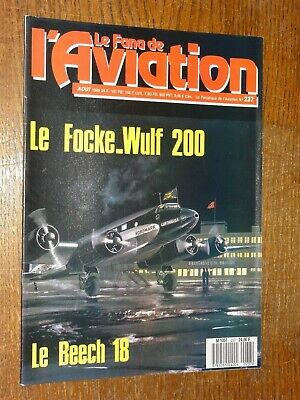 Le Fana De L'aviation N°237 - Août 1989