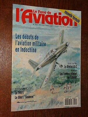 Le Fana De L'aviation N°255 - Février 1991