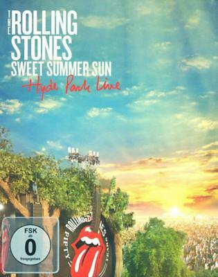 Sweet Summer Sun-Hyde Park Live (Bluray) von The Rolling Stones Blu Ray Box Set
