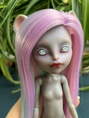 Monster High Puppe OOAK Mousedes King