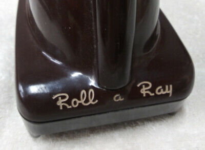 Roll a Ray Infrared Heat Massage  Health Device Bakelite Art Deco Quackery Fraud