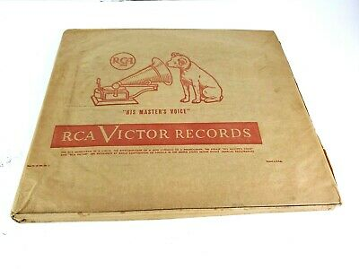 RCA Victor Tony Martin The Pied Pipers Oh You Beautiful Doll 78 RPM Record NOS