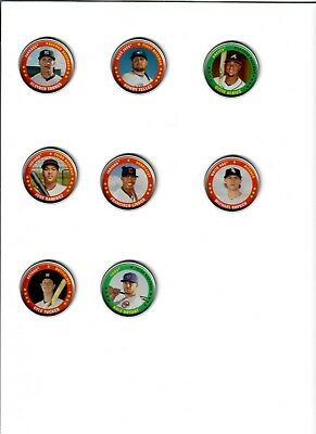 2019 Topps Archives Baseball COIN Blaster Exclusive You Pick TROUT BETTS YELICH+