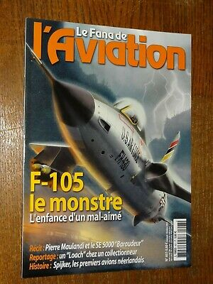 Le Fana De L'aviation N°407 - Octobre 2003