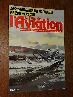 Le Fana De L'aviation N°183 - Février 1985