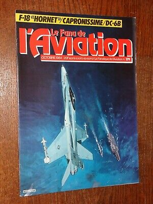Le Fana De L'aviation N°179 - Octobre 1984